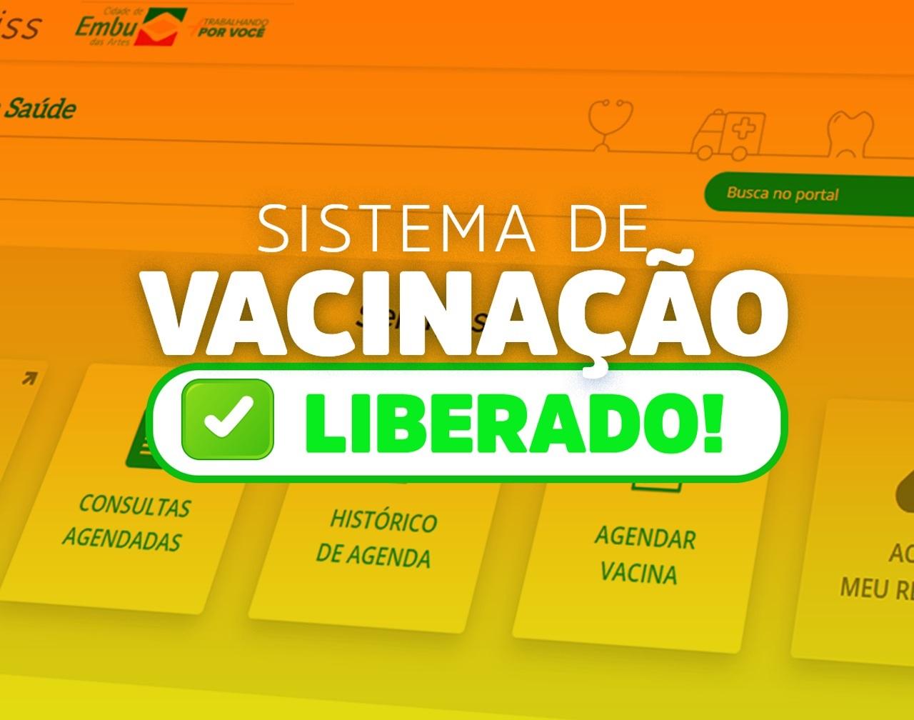 Foto - Realize agendamento e cadastro para a vacina contra a Covid-19 aqui